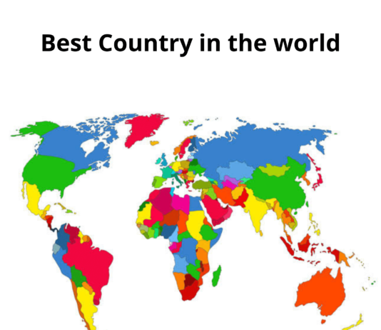 Best Country in the World