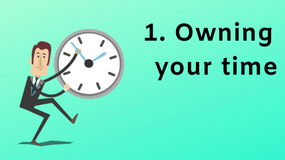 Owning your Time