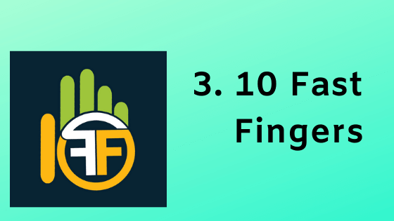 10 fast fingers