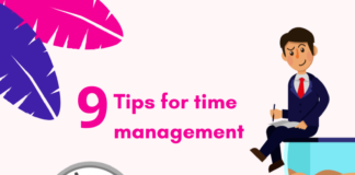 How to manage the time