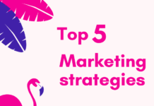 Top 5 types of strategies
